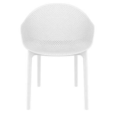 Curnutt Patio Dining Chair (Set of 2) - AllModern
