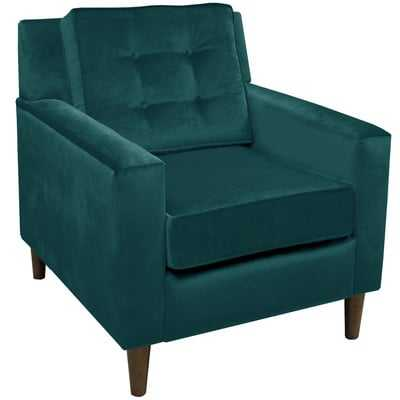 Greer Adobe Armchair - Wayfair