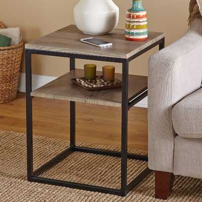 Forteau End Table - Wayfair