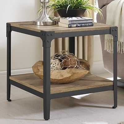 Cainsville End Table (Set of 2) - Wayfair