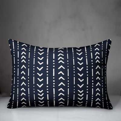 Vera Tribal Arrows Lumbar Pillow - Wayfair