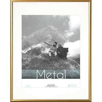 Hollman Metal Picture Frame - AllModern