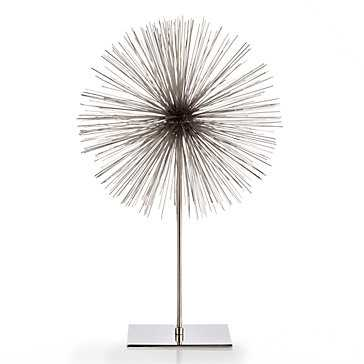"Scoppio Sphere on a Stand - 18""H - Z Gallerie"