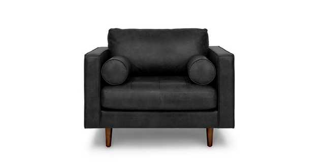 Sven Oxford Black Chair - Article