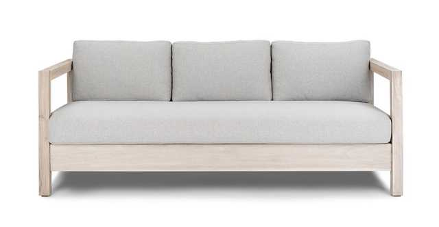 Arca Driftwood Gray Sofa - Article