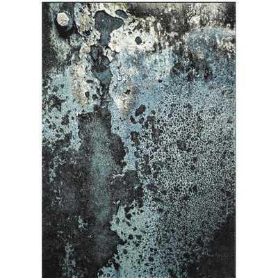 Brodick Blue/Gray Area Rug - Wayfair