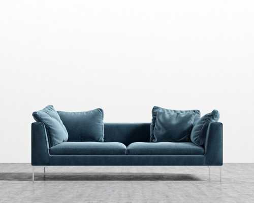 Hugo Sofa - Solstice Chrome - Hugo - Rove Concepts