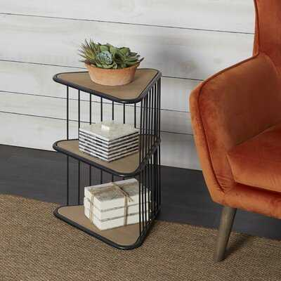 Polk Triangle Table - Wayfair