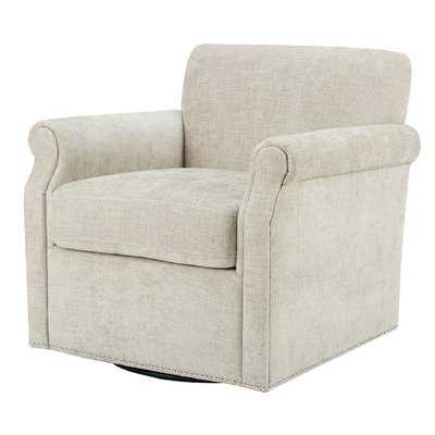 Evans Swivel Armchair - Birch Lane
