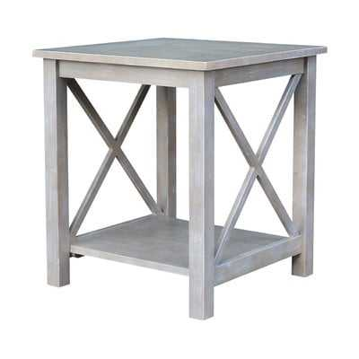 Gabby End Table with Storage - Wayfair