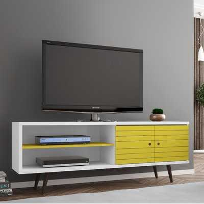 "Hal TV Stand for TVs up to 60"" - Wayfair"