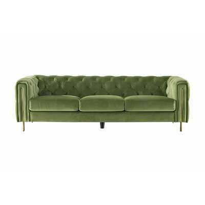Acanva Chesterfield Sofa - Wayfair