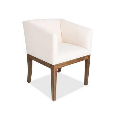 Harber Upholstered Arm Chair - Wayfair