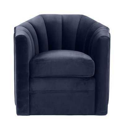Delancey Barrel Chair - Wayfair