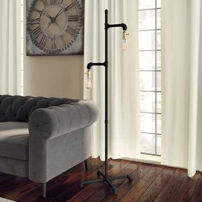 """Wheeler 64"""" Tree Floor Lamp - AllModern"""