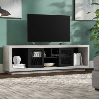 "Cioffi Industrial 70.87"" TV Stand - Wayfair"