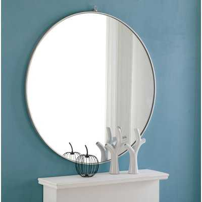 Yedinak Accent Mirror - Wayfair