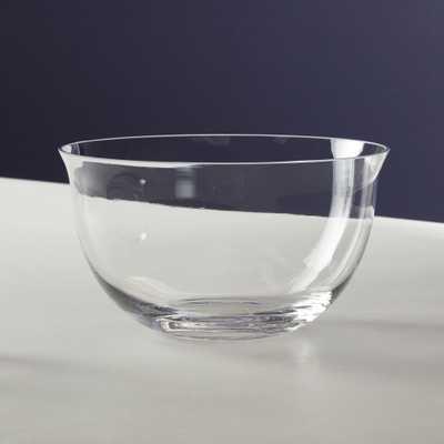 Wilton Large Glass Bowl - CB2