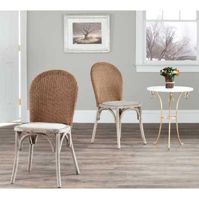 Simonton Side Chair (set of 2) - Wayfair