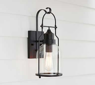 Taylor Sconce - Pottery Barn