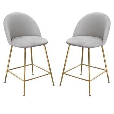 "Lilly 26"" Bar Stool - Wayfair"