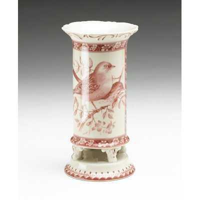 Round Bird Table Vase - Wayfair
