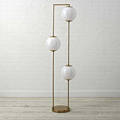 Cosmos Floor Lamp - Crate and Barrel