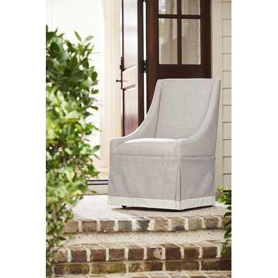 Tennille Host Upholstered Dining Chair - Birch Lane