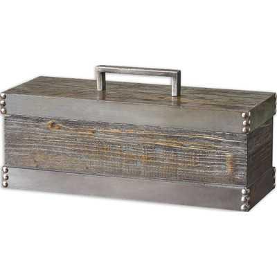 Decorative Box with Lid - Birch Lane