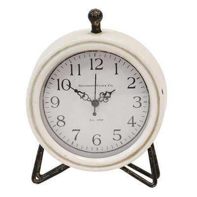 Daisy Tabletop Clock - Birch Lane