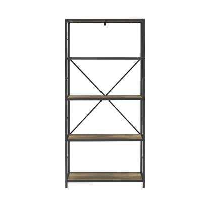 Macon Bowdoin Etagere Bookcase - Wayfair