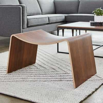 Wave Accent Stool - Wayfair
