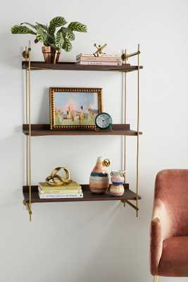 Astoria Wall Mounted Shelving Unit - Anthropologie