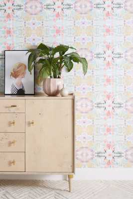 Synchronized Wallpaper - Anthropologie