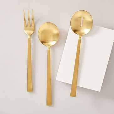 Smith Hostess Serving Set - West Elm