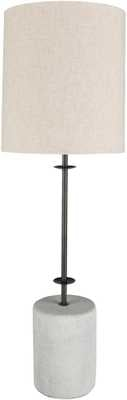 """Rigby - 11""""W x 34.25""""H Table Lamp - Neva Home"""