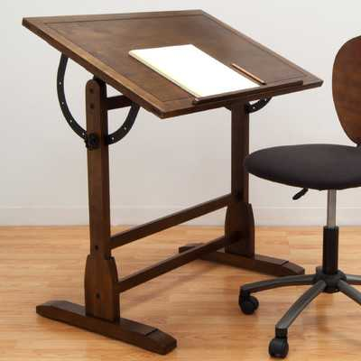 Vintage Drafting Table - Wayfair
