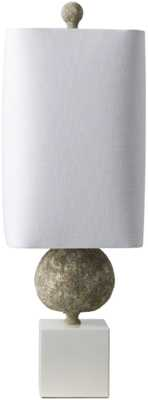 St. Martin 7.75 x 7.75 x 23 Table Lamp - Neva Home