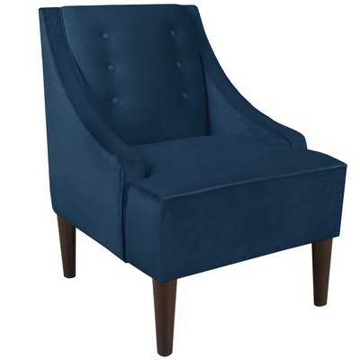 Armchair, Navy - Wayfair
