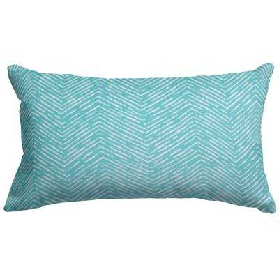 Glassell Indoor/Outdoor Lumbar Pillow - AllModern