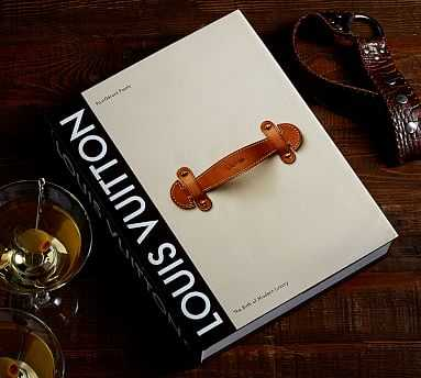 Louis Vuitton: The Birth Of Modern Luxury Book - Pottery Barn