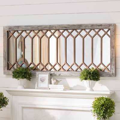 Polito Cottage/Country Wall Mirror - Birch Lane