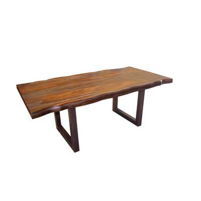Emerson Rectangle Dining Table Gray - Hillsdale Furniture - Target