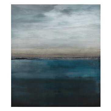 Blue Moon - 40'' x 46'' - Unframed no Mat - Z Gallerie
