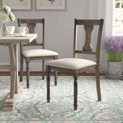 Lark Manor Lorient Dining Chair (Set of 2) - Wayfair