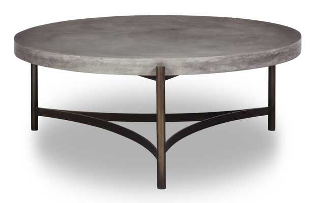 Washington Round Coffee Table - Apt2B