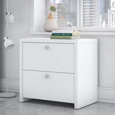 Echo 2-Drawer Lateral Filing Cabinet - Wayfair