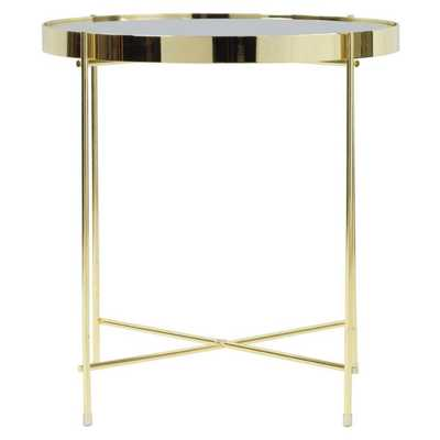 Ritz Side Table - Gold - urb Space - Target