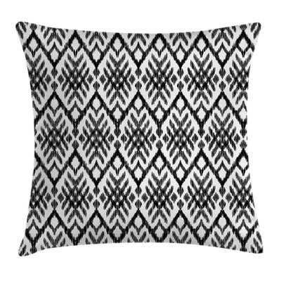 Tribal Diagonal Bohemic Shapes Pillow Cover - Wayfair