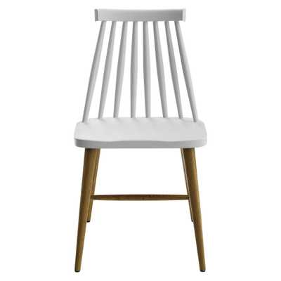 Peterson Dining Chair - White (Set Of 2) - Aeon - Target